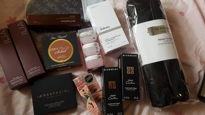 Haul: Sephora VIB Rouge Sale – April 2018