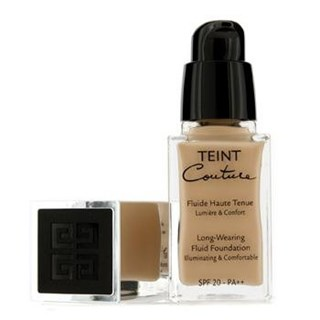Review: Givenchy Teint Couture Long-Wearing Fluid Foundation Broad Spectrum SPF 20