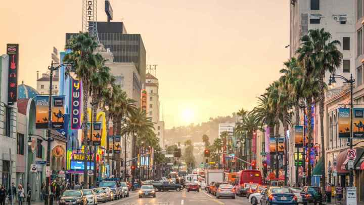 Los Angeles Edition: Top 5 Attractions