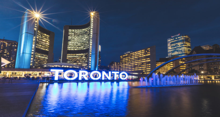 Toronto Edition: Top 5 Attractions